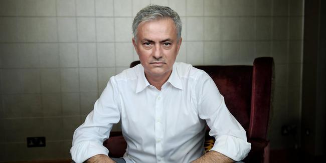 穆里尼奥认为曼联的问题仍然   依据具有