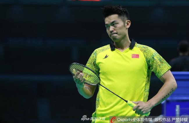 回眸中国男羽汤杯参赛史,在3届及3届以上所有比赛均担任一单的只有林丹