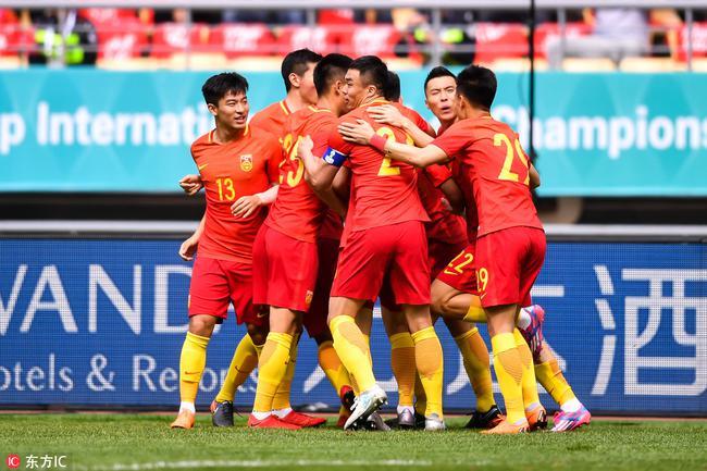 国足将和缅甸进行热身赛