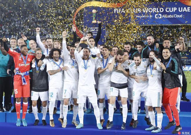 世俱杯将迎来改制