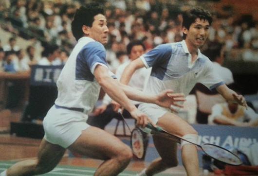 1986年汤杯一战成名的李永波/田秉毅