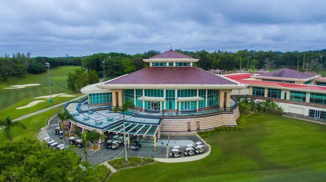 文莱女子公开赛举办地文莱帝国酒店乡村俱乐部