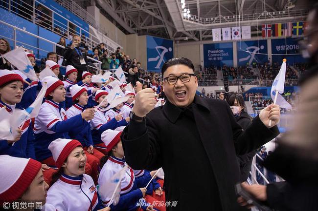 模仿朝鲜领导人