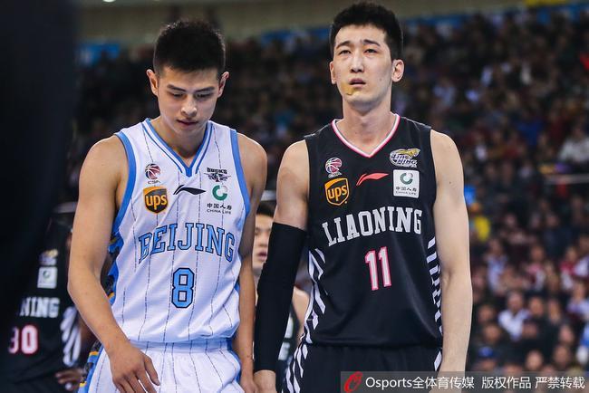 今天北京队的本土球员得分比辽宁要多
