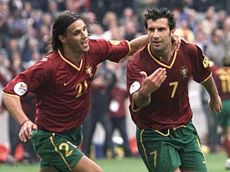 新浪体育讯:欧洲杯葡萄牙同土耳其的1/4决赛即将