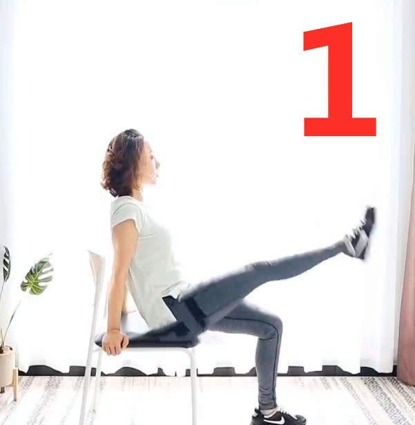 上班族都在坚持练的健身操,每天坚持几分钟