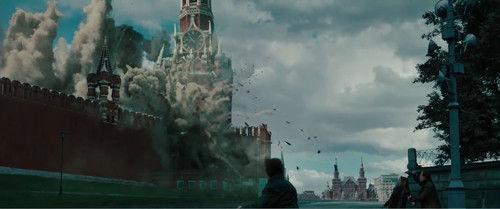 《碟中谍4》:克林姆林宫被炸