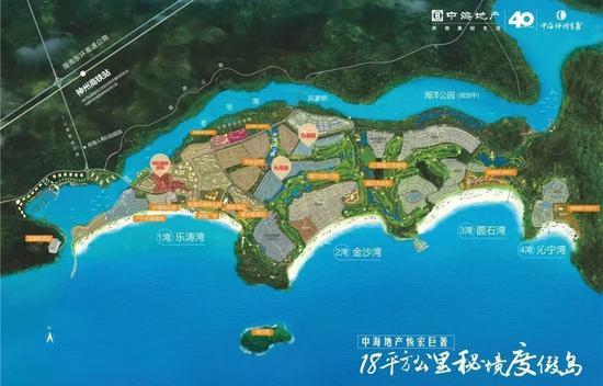 赛事旅游新诠释:优质IP造就中海神州半岛专属名片
