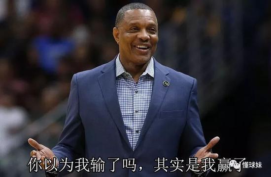 最佳主教练不给金特里,那NBA肯定有黑幕 NBA新闻 第9张