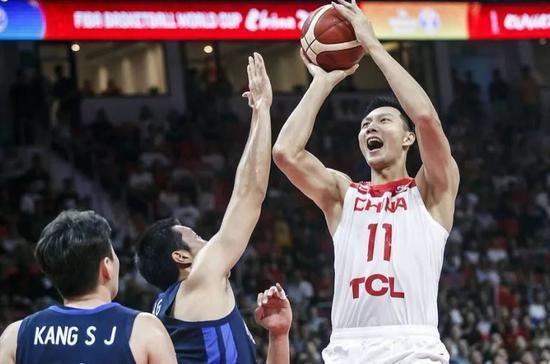 """同组对手均是""""硬茬儿"""",中国男篮着眼于未来"""