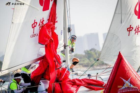 必威-2019第十五届中国俱乐部杯帆船挑战赛圆满落幕