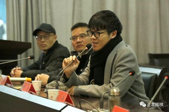 """温州市第二届""""新浪乐游贺岁杯""""围棋赛前线战报"""