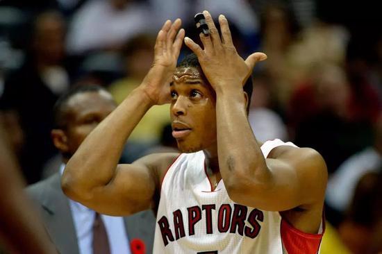 洛瑞跟猛龙真的太邪性!伦纳德来了也带不动 NBA新闻 第6张