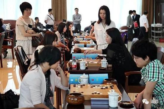 围棋史上的7月10日:围棋高考新规 女子的曙光