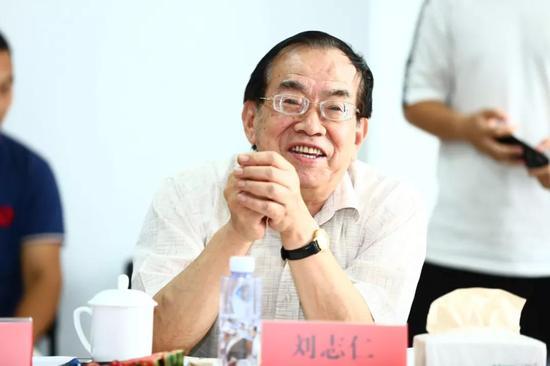 国务院参事刘志仁