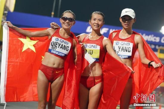 世錦賽半程綜述:中國隊超越上屆 美國隊7金領跑