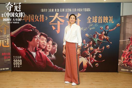 陈可辛用《夺冠》为中国体育电影带了个好头