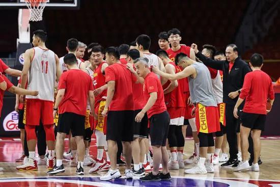 新一届篮球世界杯,中国男篮,难度不小!