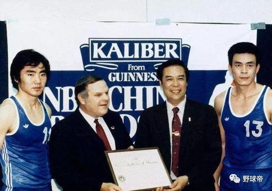 中国只有他能改变规则!篮球教父是怎样的存在