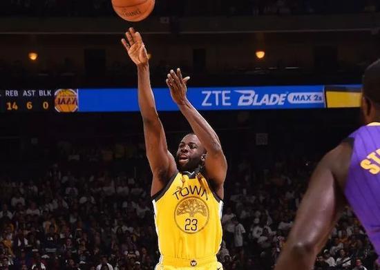深度|定时炸弹变定海神针勇士唯一短板被补齐 NBA新闻 第3张