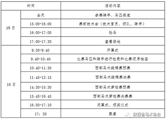 """网络挂机赚钱2019年陕西省首届""""大明宫建材家居杯""""西部马术"""