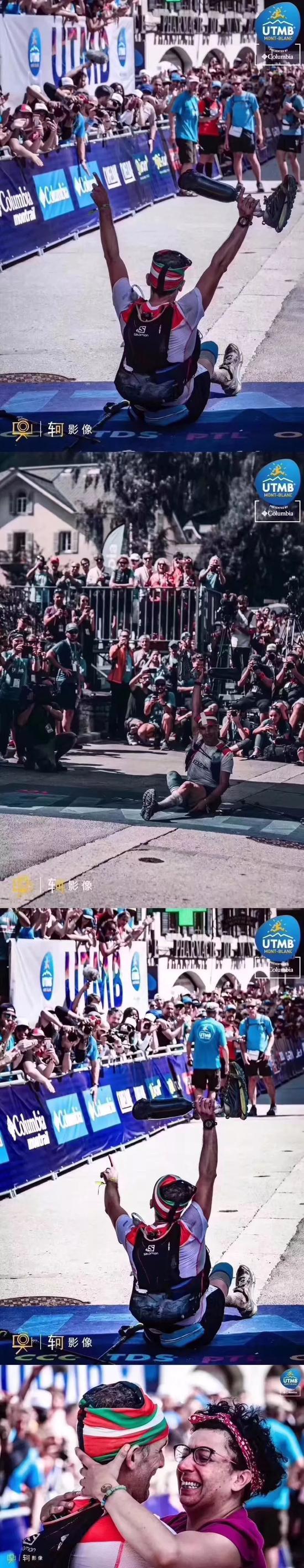 独腿侠百公里比赛:UTMB总能让人饱含热泪