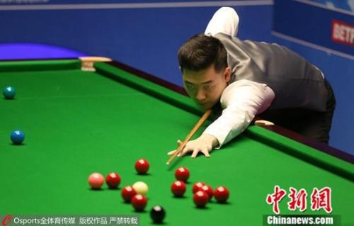 世锦赛中国选手惨遭团灭 惨淡一季却非颗粒无收