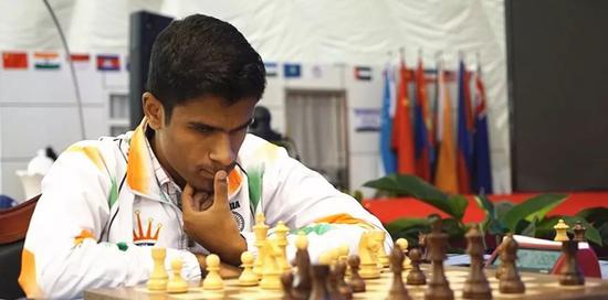 印度棋手卡斯基延