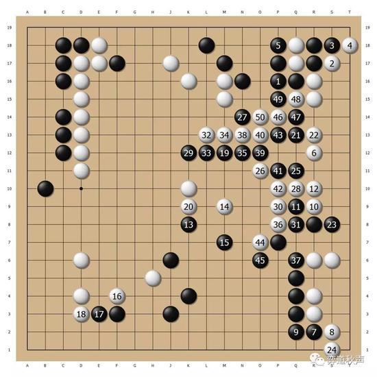 富士通杯回顾系列:秀行先生首出征 受阻刘小光
