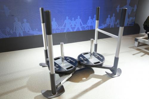 舒华全新商用健身整体解决方案亮相IWF2019