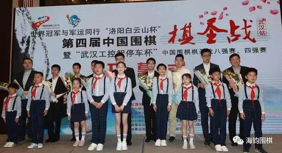 国手办赛助国军运盛况空前 棋圣战首次来到武汉