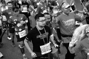 西馬本周日開跑 一場馬拉松就是一座城市的深度遊