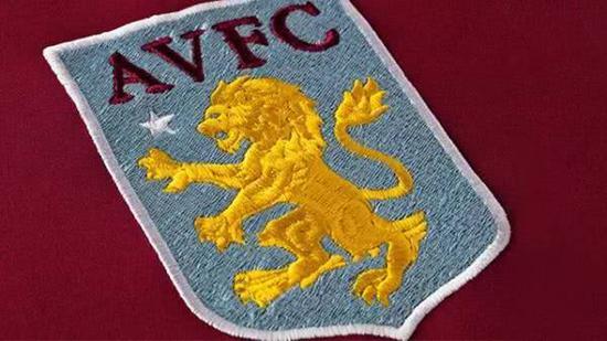 阿斯顿维拉队徽(图片来源:阿斯顿维拉俱乐部官网)