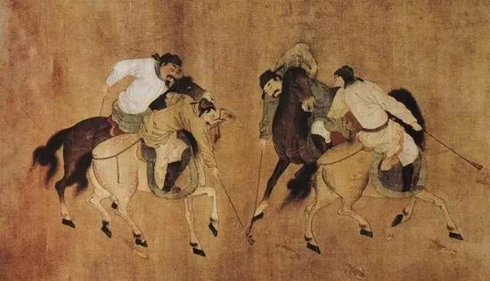 搬运公司为啥这场角逐 像马背上的翩跹舞蹈……