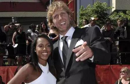 E妹八卦|娶了黑人的白人球星!他情史像警匪片 NBA新闻 第5张