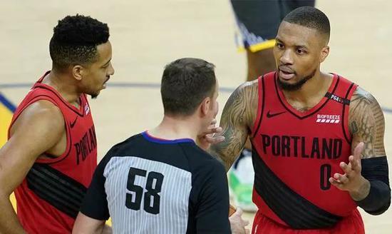 [浪]NBA实行新规则!球队可挑战判罚,瞎子裁判慌了 NBA新闻 第3张