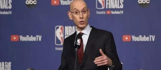 萧华:湖人明年会重振雄风,NBA暂没有扩军打算