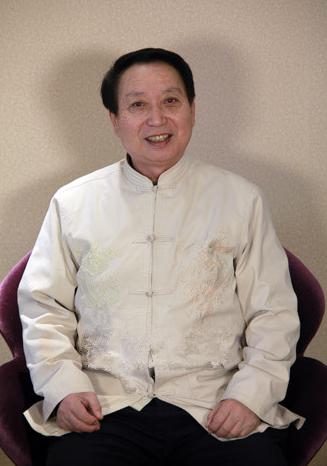梅花桩拳代表人物韩建中签署合同