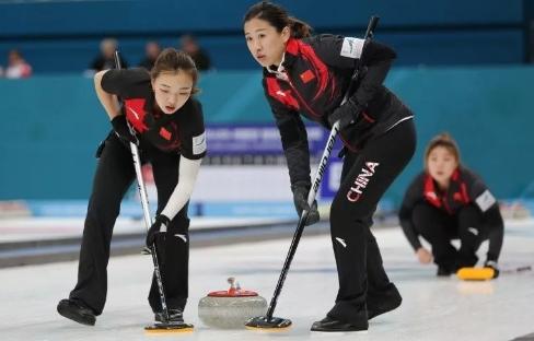 冰壶泛太赛中国男女