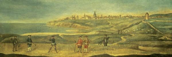 1740年圣安德鲁斯球场