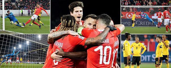 瑞士惊天逆转比利时