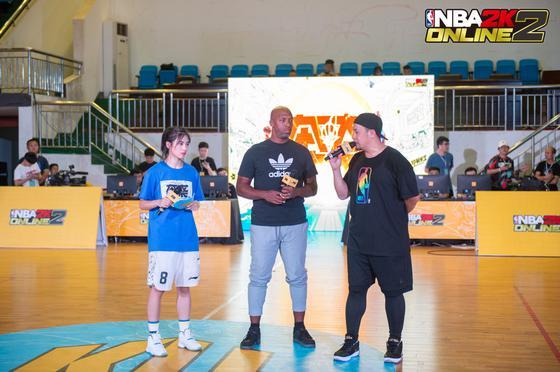 NBA2KOL2携比卢普斯突袭玩家宿舍 总决赛MVP陪玩开上海公兴搬迁 公司