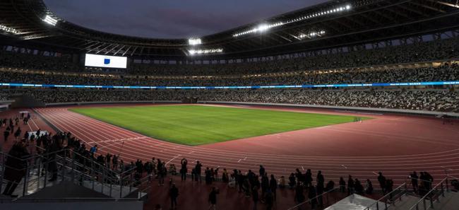 2021年7月23日奥运会开幕