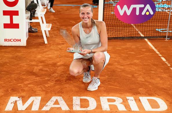 科维托娃是去年赛会冠军