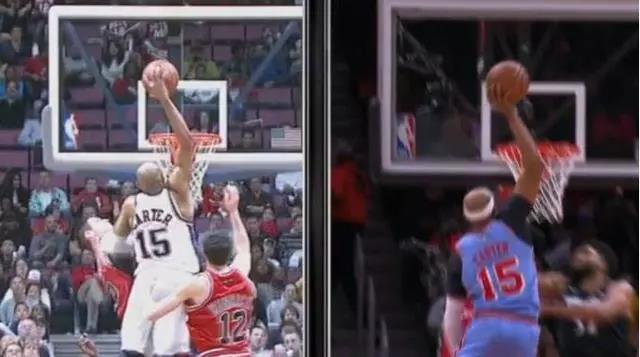歷史總是驚人的相似!8張對比圖看那些神同步,詹皇16年來一點都沒變!-Haters-黑特籃球NBA新聞影音圖片分享社區