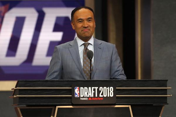 曝NBA副总裁放克拉克森参加亚运 21号对阵中国