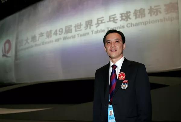 黄飚:国乒领队一干就是26年 金牌之师他资历最老