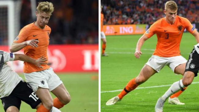 巴萨盯上两大荷兰天才