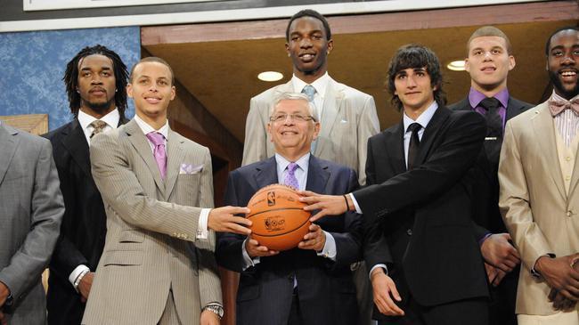 2009NBA选秀大会