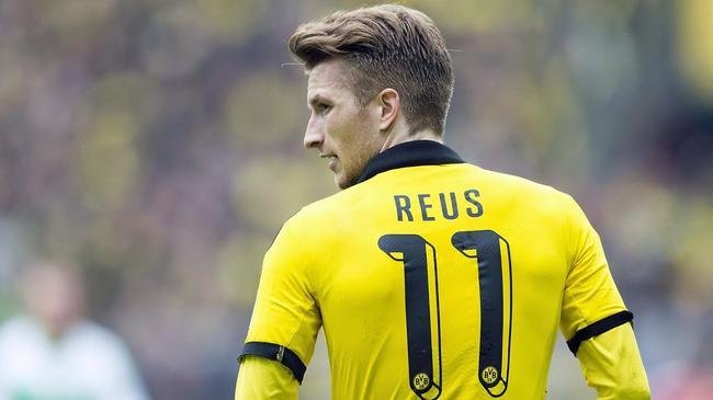 罗伊斯将伤缺欧冠淘汰赛首轮首场比赛